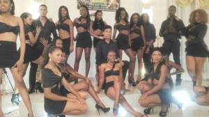 Which one of them will be Guyana's next Top Model? [iNews' Photo]