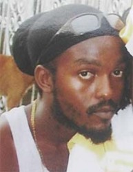 Murdered Taxi Driver, Raphael Campbell.