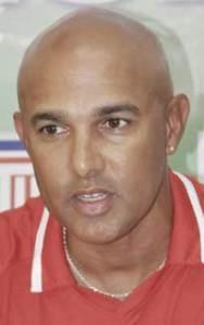Technical Director of the Golden Jaguars Mark Rodrigues.