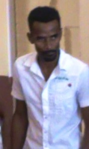 Alleged cocaine trafficker, Trevor Parks. [iNews' Photo]