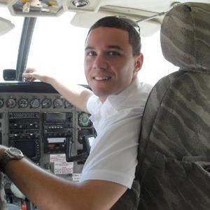Missing Pilot: Blake Slater