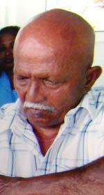 Murdered Mahaicony Farmer, Dearoop Siewchand