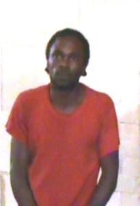 The accused, Dellon Hutson. [iNews' Photo]