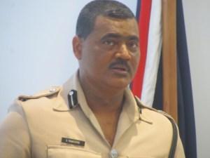Assistant Commissioner David Ramnarine.[iNews' Photo]