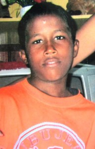 Dead: 14 - year - old Andre.