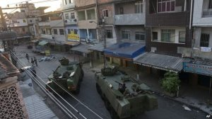 Brazil armored