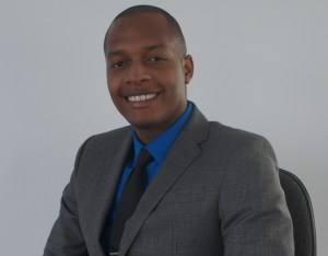 Outgoing President of the GCCI, Clinton Urling,