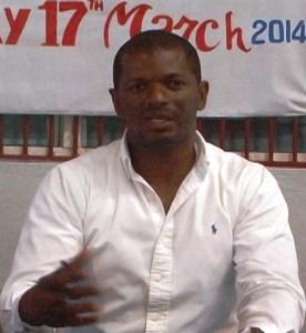 President of the GTTA, Godfrey Munroe