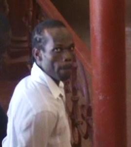 The accused,  Leon Nero. [iNews' Photo]