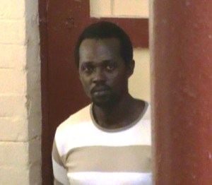 Rape accused,Clifton Anthony. [iNews' Photo]