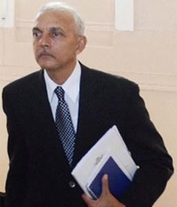 APNU Member, Ronald Bulkan
