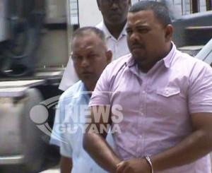 Nicholas Harinanadan was remanded to prison. [iNews' Photo]