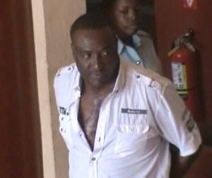The accused, Roy Johnson. [iNews' Photo]