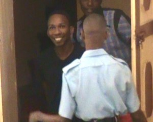Oswin Lewis was sentenced to two years imprisonment. [iNews' Photo]
