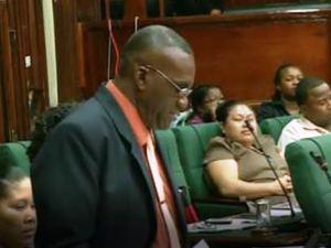 APNU Parliamentarian, Renis Morian