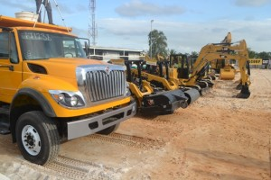 The new D2 series machines