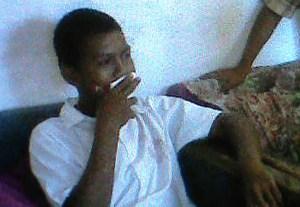 Missing teenager Ruel Fredericks.