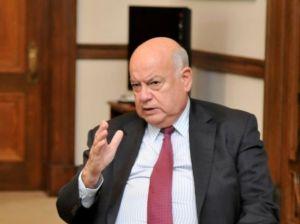 (OAS) Secretary General Jose Miguel Insulza