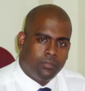 Ramesh Persaud.