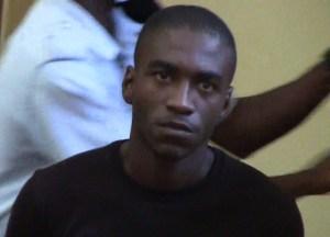 The accused: Ewart George. [iNews Photo]