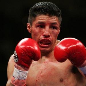 Mexican Jhonny Gonzalez
