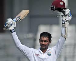Captain Denesh Ramdin