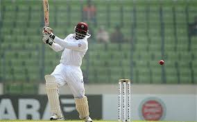 Chris Gayle smacks an unbeaten 80 off 47 balls to give WI victory