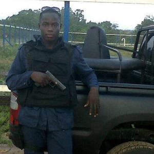 Police Corporal, Samuel Elvis lost the lower limb of his right leg after he was accidentally shot by another rank.