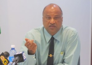 Commissioner of Police (ag), Seelall Persaud