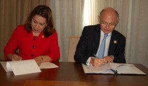 Signing of MOU between the Governments of Guyana and the Argentine Republic