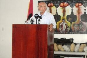 President Donald Ramotar. [iNews' Photo]