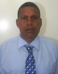 Regional Chairman, Gordon Bradford