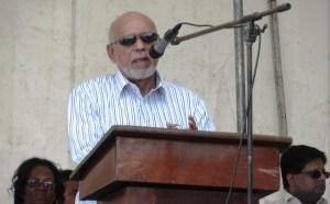 President Donald Ramotar.