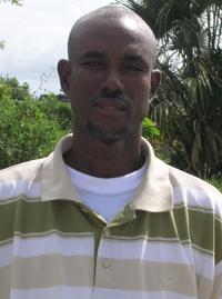 Chairman of the Development Committee of the Athletics Association of Guyana (AAG), Wayne Walcott
