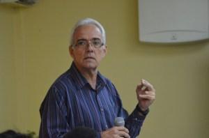Dr. Mariano Bonet, Epidemiologist, PAHO/WHO