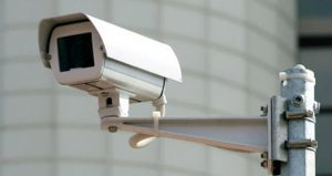 A-CCTV-security-camera