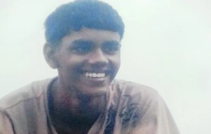 Dead: 16 – year – old Alex Persaud