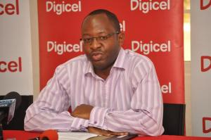 Chief Executive Officer of Digicel Guyana, Gregory Dean