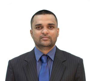 Managing Director of E- Networks, Vishok Persaud