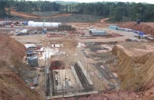 Aurora Gold Mines (Guyana Goldfields)