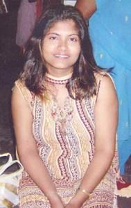 Missing: Babita Sarjou