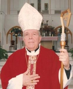 Roman Catholic Bishop, Francis Alleyne