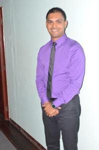 Dr. Amarnauth Dukhi