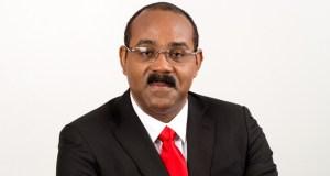 Antigua & Barbuda's Prime Minister, Gaston Browne