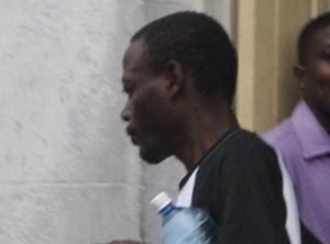 Murder accused: Joshua Franklin. [iNews' Photo]