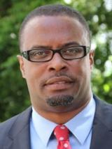 Opposition Leader Mark Brantley