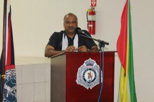 Police Commissioner: Seelall Persaud