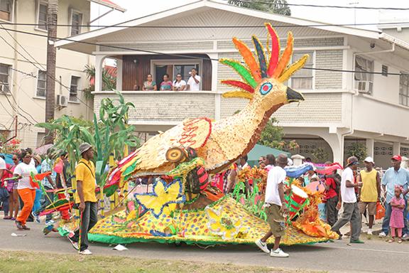 Calendar Guyana : Culture ministry geared for mashramani activities inews