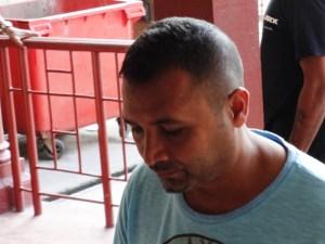Accused Businessman: Rabindra Rampersaud