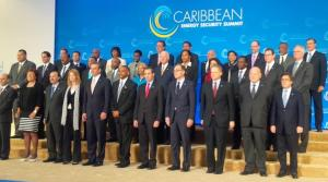 US Vice President, Joseph Biden with Caribbean Leaders.